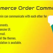 WooCommerce Order Communication   Customer and Admin Conversation Script Advisors