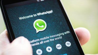 WhatsApp en un dispositivo antiguo