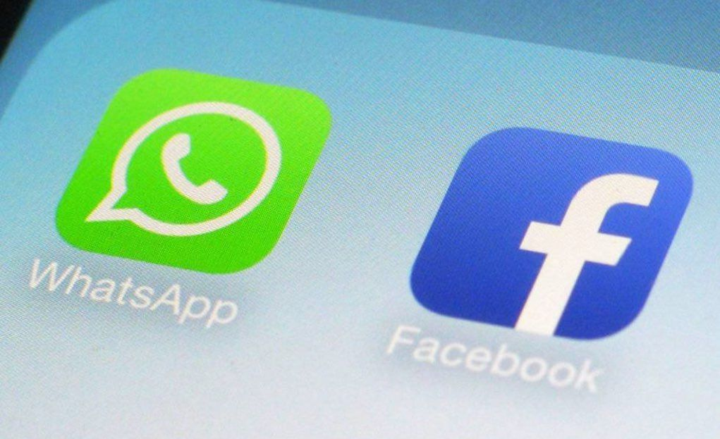 WhatsApp & Facebook