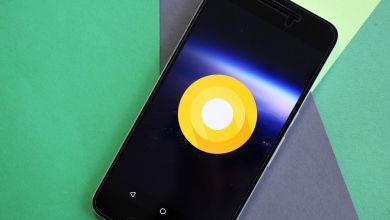 Android O en Nexus