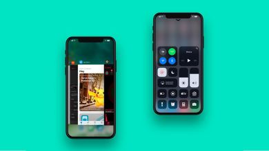 Diseño iPhone 8 con iOS 11