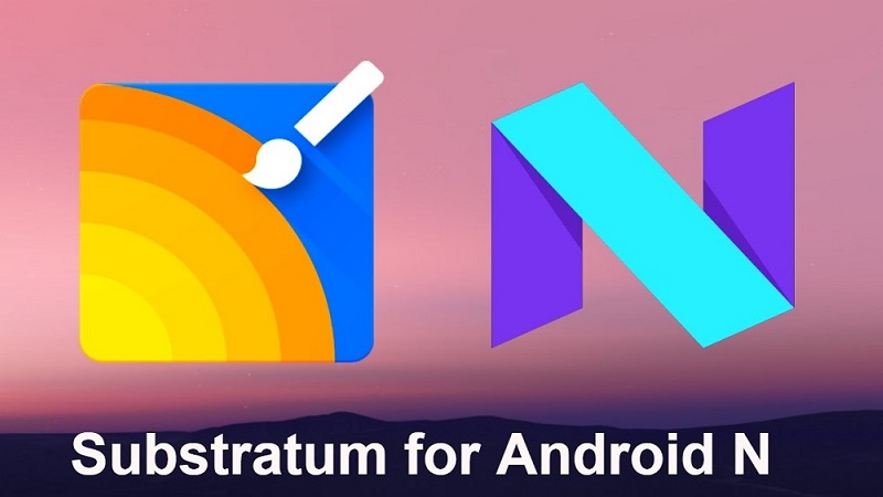 Substratum for android