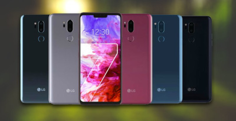 colores lg g7 thinq