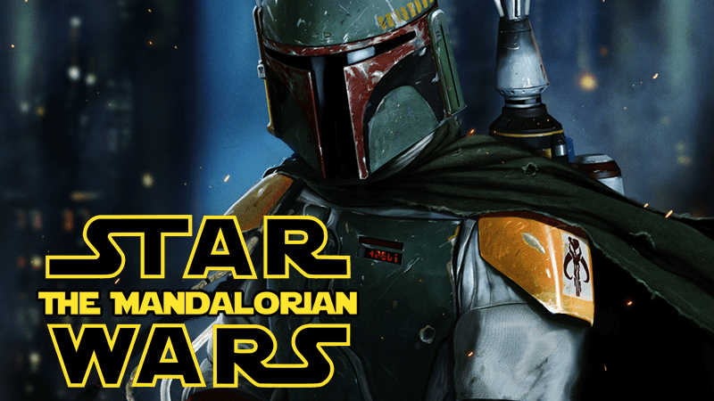 The Mandalorian Star Wars Pedro Pascal