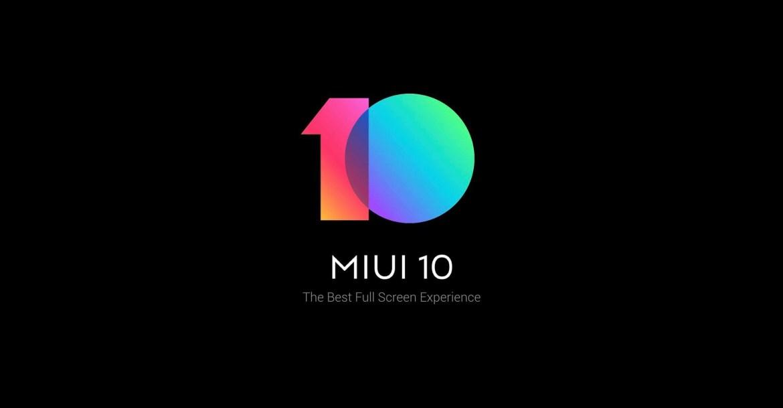 MIUI 10 Logo