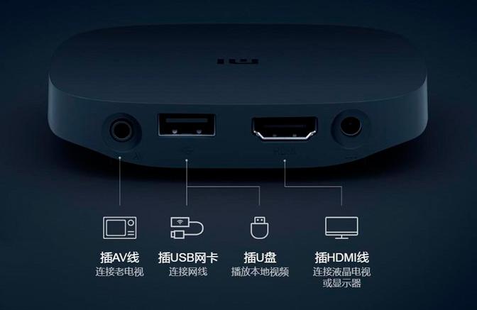 Xiaomi Mi Box 4 SE