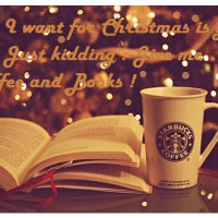 Read something uplifting while drinking your coffee!