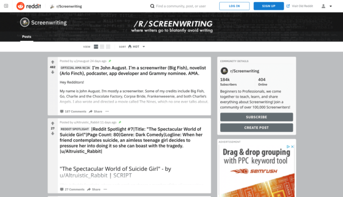 5 places to find horror screenplays online scriptophobic