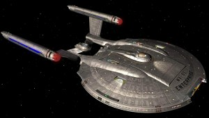 USS Enterprise, modelo NX-01