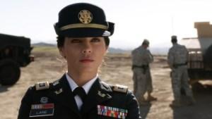 Lucy Lane, no episódio 6 de Supergirl.