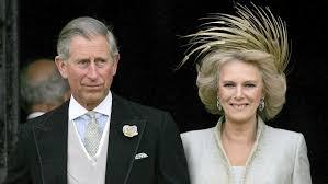 Príncipe Charles e sua esposa, Duquesa de Cronwell, Camilla.