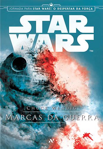 Capa de Marcas da Guerra, edição brasileira