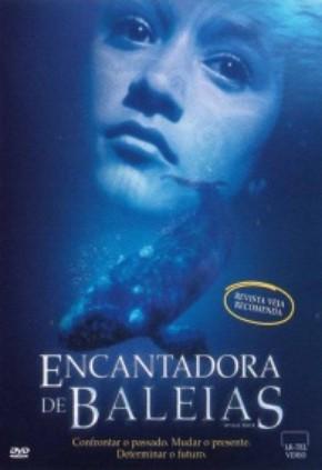 A Encantadora de Baleias - dvd