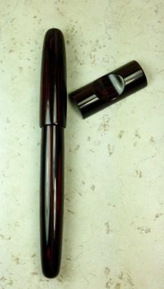 Sonneteer in Cumberland Ebonite - Medium