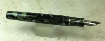 Chronicler in Flash Black acrylic - Medium