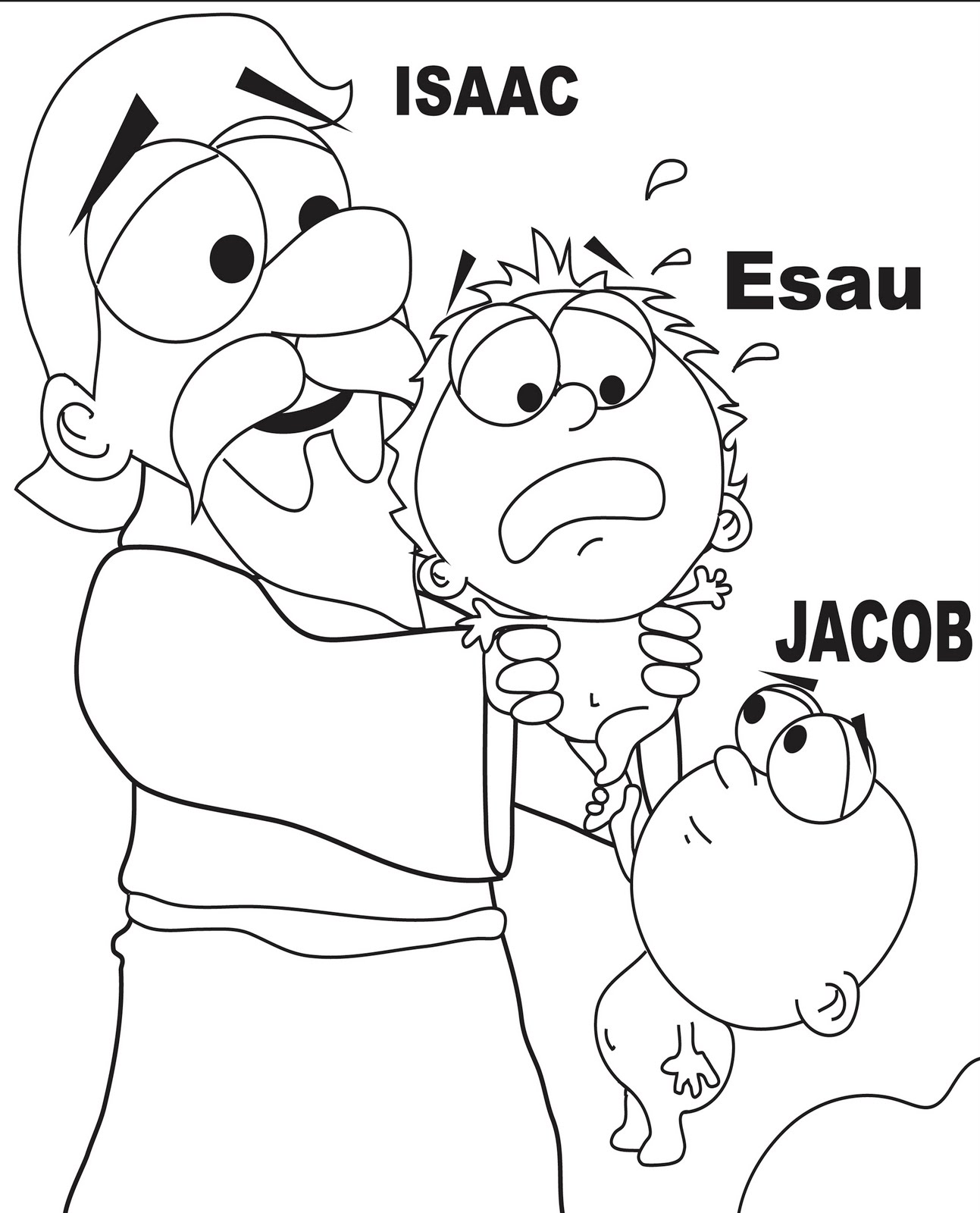 Lesson Esau S Heel Jacob S Soup