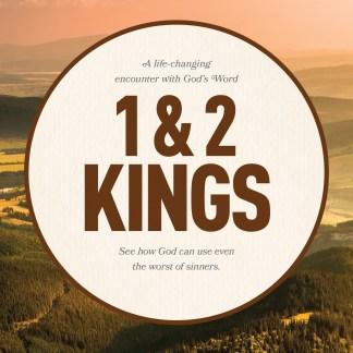 1 & 2 Kings LifeChange Bible Study