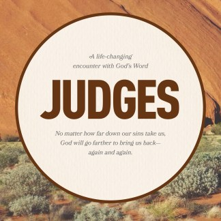 Judges LifeChange Bible Study