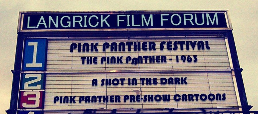 The Pink Panther & A Shot in the Dark