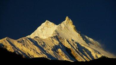 მანასლუ - მსოფლიოს სიმაღლით მე-8 მწვერვალი