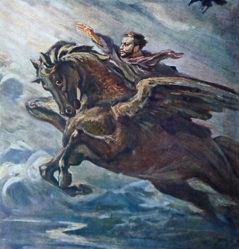 ნიკოლოზ ბარათაშვილი – მერანი, მხატვარი ირაკლი თოიძე