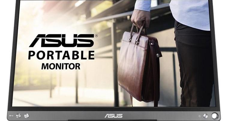Photo of ახალი პორტატული მონიტორი ASUS ZenScreen MB16ACE USB Type-C პორტით