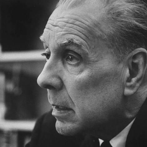 Photo of Jorge Luis Borges – ხორხე ლუის ბორხესი