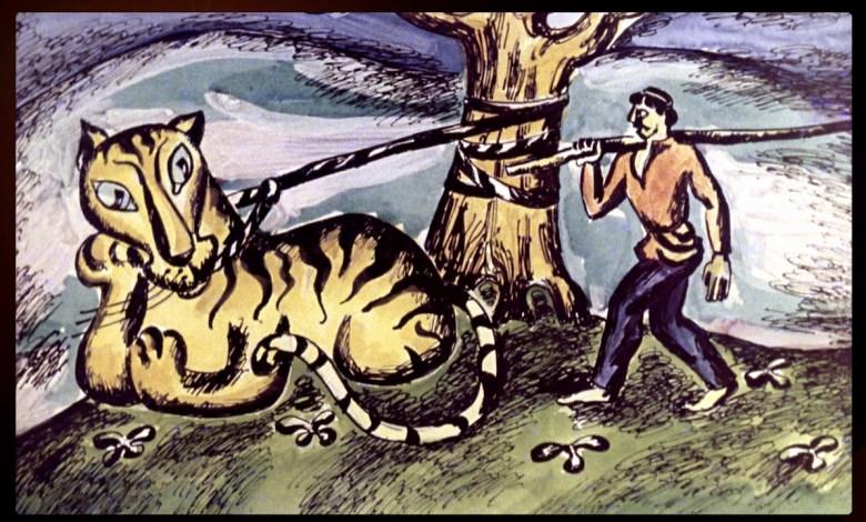 Photo of კატა და ვეფხვი