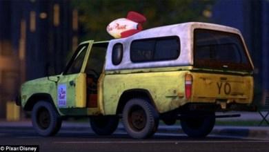"""Photo of """"პიქსარის"""" კამეო: პიცის მანქანა, რომელიც თითქმის ყველა მულტფილმში ჩნდება"""