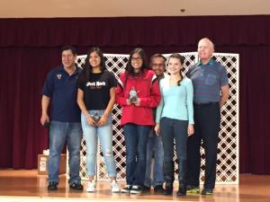 RoadRoad banquet-xc-2016 youth girls