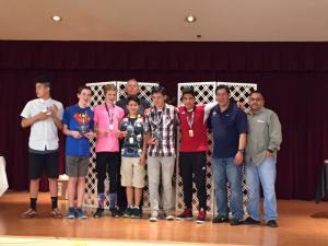 RoadRoad banquet-xc-2016 boys