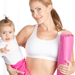 5 postnatal exercises to lose the baby weight