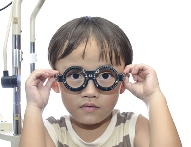 children's eye exams