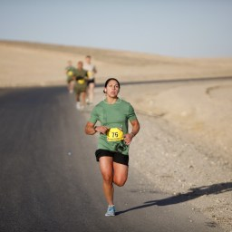 Tips on running in the heat