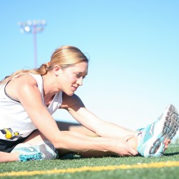 Proper stretching, early preparation key for marathon success