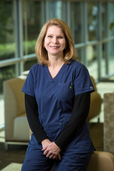 Aimee Lanier, RN, MBA, BSN, OCN, an oncology nurse navigator on the medical staff at Baylor Scott & White Medical Center – Carrollton, was recognized on the 2016 100 DFW Great Nurses list.