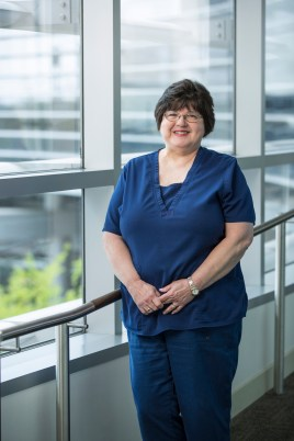 Martha Kathy Dwight, RNC-Inpatient OB, BSN, a nurse in labor and delivery on the medical staff at Baylor University Medical Center at Dallas, was recognized on the 2016 100 DFW Great Nurses list.