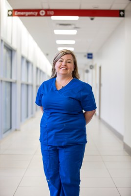 Virginia Eagan, RN, BSN, CEN, a nurse working in the emergency department on the medical staff at Baylor Scott & White Medical Center – Irving, was recognized on the 2016 100 DFW Great Nurses list.