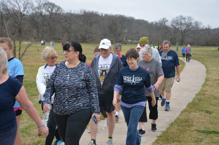 Walk With a Doc at Scott & White Memorial Hospital - Temple