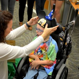 8-year-old McLane Children's Hospital patient headed to Washington