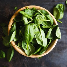 Spinach as a superfood: It worked for Popeye…or did it?