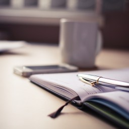 How writing can help with stress management