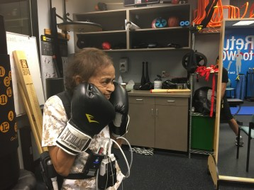 Boxing is an important part of cardiac rehabilitation