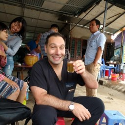 Calling to help others leads surgeon to Vietnam