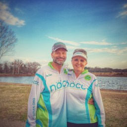 Through competitive fishing, ovarian cancer survivor uses sport to shed light on silent disease