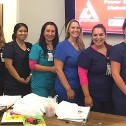 Nurses empower patients to take charge of diabetes care