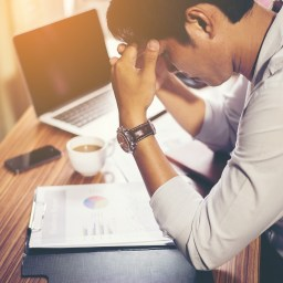 How long-term stress can have an impact on your health