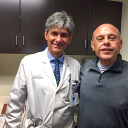 Pancreatic cancer survivor thankful for clinical trial that saved his life