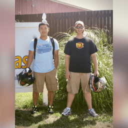 How his best friend became his living organ donor