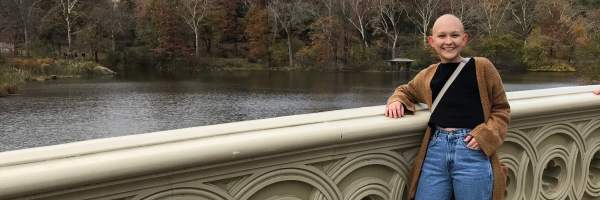 Fighting breast cancer in my 20s